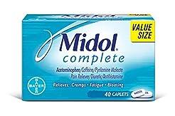 Midol Complete, Menstrual Period Symptom...