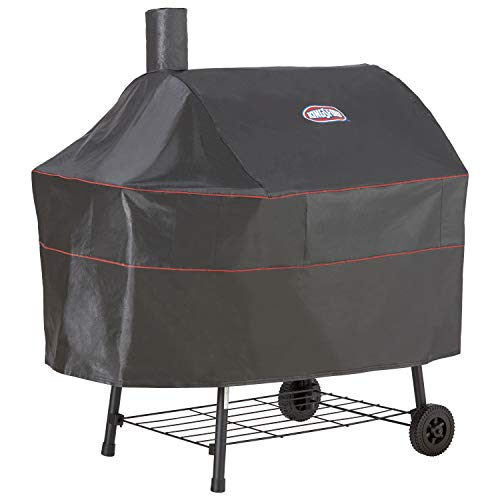 """Kingsford Black 30"""" Barrell Charcoal Grill Cover"""
