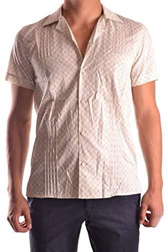Marc Jacobs Men's Mcbi10607 Beige Cotton - Jacobs Shirts Men Marc