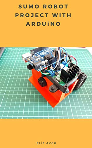 SUMO ROBOT PROJECT WITH ARDUiNO