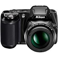 Nikon Digital Camera COOLPIX L810 Black L810BK [International Version, No Warranty]