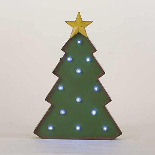 Glitzhome Marquee LED Tree