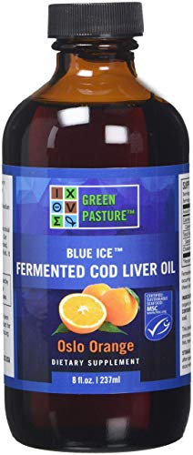 Green Pastures Fermented Cod Liver Oil Oslo -