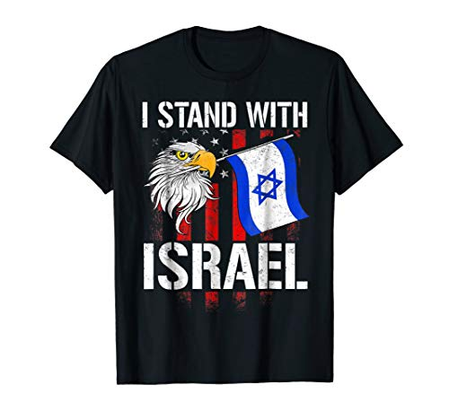 i stand with israel - 3