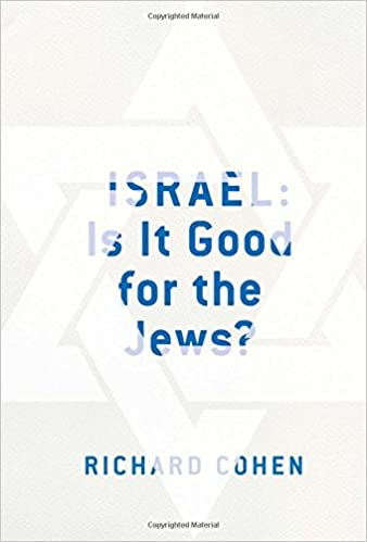 Israel is it good for the jews richard cohen 9781416575696 israel is it good for the jews richard cohen 9781416575696 amazon books fandeluxe Gallery