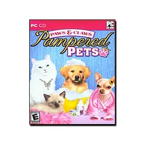 Paws & Claws: Pampered Pets - PC