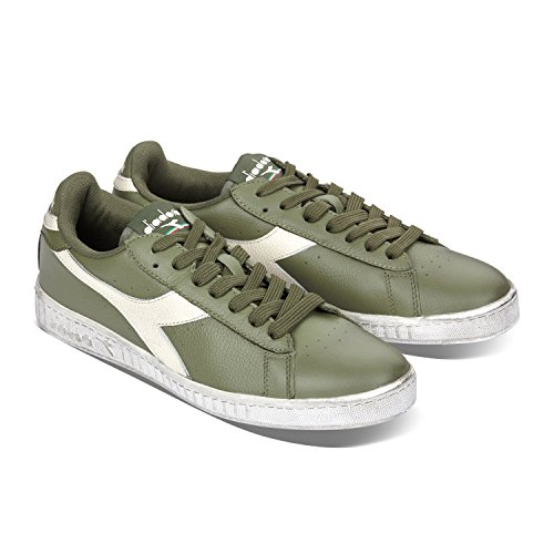 Unisex Grün EU Game Diadora L Erwachsene 36 Waxed Low Pumps dzBznW8r