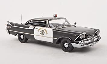 Lancer Porte Royal 2 Hardtop Dodge CoupePoliceusa1959 Douane UVpqzGMS