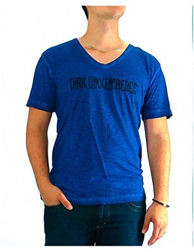 bikkembergs-tshirt-dirk-bikkembergs-blue-vintage-2xl-blue