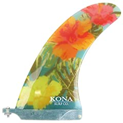 The Kona Classic Single Fin is a versatile fin that covers a wide range of surf conditions and is suited for traditional and performance longboards as well as SUPs. This universal fin fits most standard 8in to 10in fin boxes and is con...