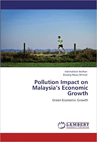 Book Pollution Impact on Malaysia's Economic Growth: Green Economic Growth