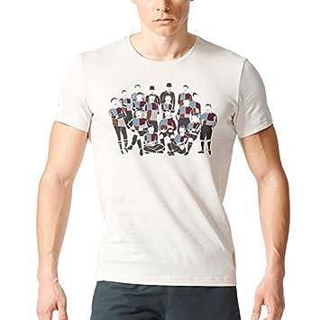 Adidas HQ 150 Tee - T-Shirt à Manches Courtes  Amazon.fr  Sports et ... 5fd1a8ea342