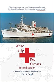 Book White Ship, Red Crosses