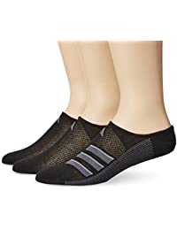 Mens Climacool Superlite Super No Show Socks (3 Pack)