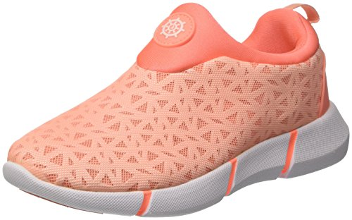 Ballop Sneaker Flight Peach Ultra Light Women Shoes Peach Pink JUacC