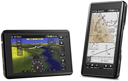 Garmin GPS de aviación aera660Pantalla táctil portátil