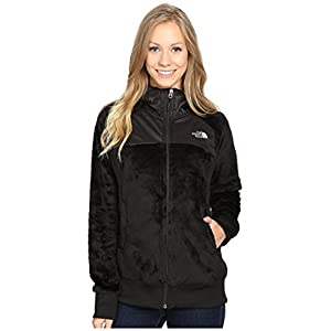 The North Face womens OSO HOODIE NF0A2TEBKX7_S - TNF BLACK/TNF BLACK