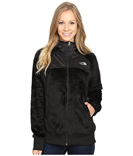 (The North Face womens OSO HOODIE NF0A2TEBKX7_S - TNF BLACK/TNF BLACK)