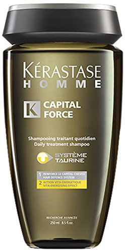 Kerastase Homme Capital Force Champú Anti Caída - 250 ml