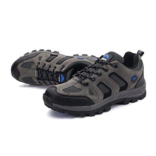 YG46170 Plat Respirant Plein Sports Marche en Camping Air Randonn Chaussures Plein de Talon Escalade Air araFxBnW