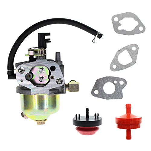 MOTOALL Carburetor Carb Set for MTD Yard Machine Snow Blower Troy-bilt Storm 2410 2420 2620 2690 Cub Cadet 165-SU 165-SUB 165-SUB-11 265-SU 265-SU-11 365-SUA 365-SUB 524SWE 524WE 2X 524SWE 524WE 24HP (Troybilt Snow Blower 2410)
