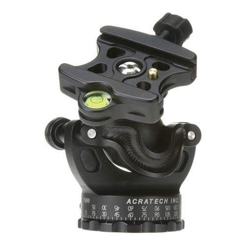 Acratech Leveling Base - Acratech GP-s Ball Head
