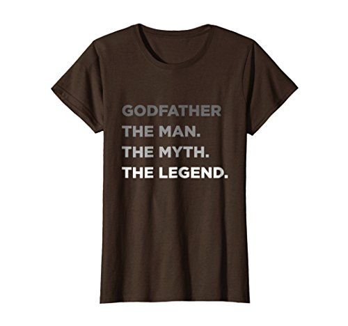 Cool Godfather The Man The Myth The Legend Best Uncle Tshirt