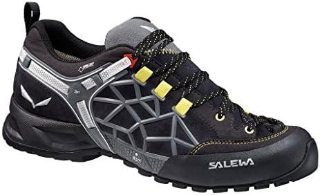 SALEWA Wildfire Pro GTX Black OutYellow Men