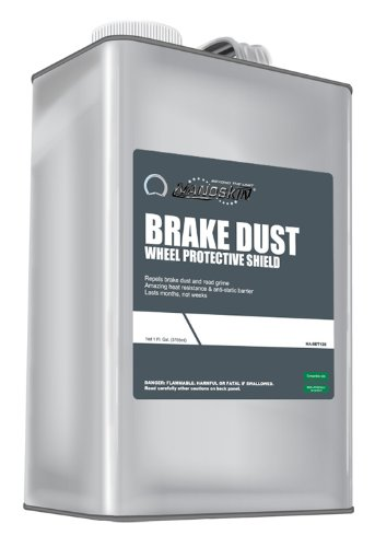Nanoskin (NA-BDT128) Brake Dust Wheel Protective Shield - 1 Gallon by Nanoskin (Image #1)