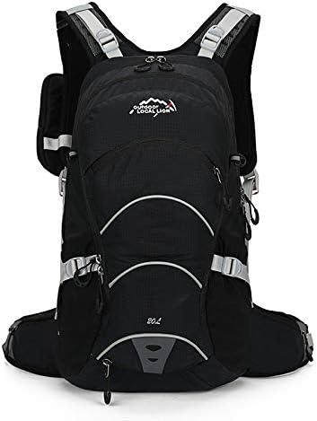 Simmia Sport Mochila Impermeable para Bicicleta, al Aire Libre, Casco, Bolsa de Agua, Mochila, Bicicleta de montaña, Equipo de Escalada, Negro: Amazon.es: Deportes y aire libre