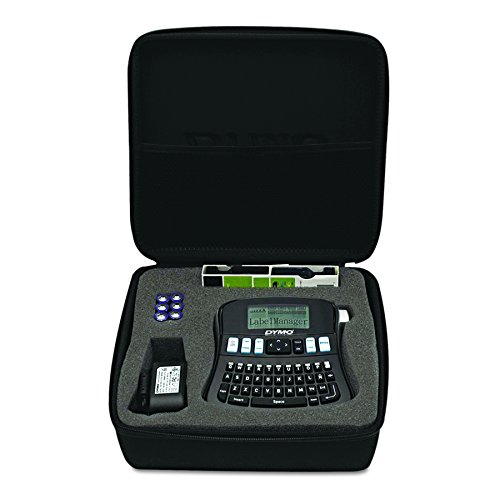 Dymo LM210D Desktop Kit Case 2 Tapes AA  Batt Ac ()