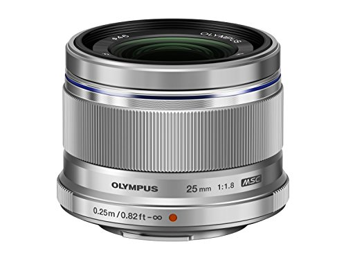 Olympus 25mm f1.8 Interchangeable Lens  - International Version (No Warranty) by Olympus