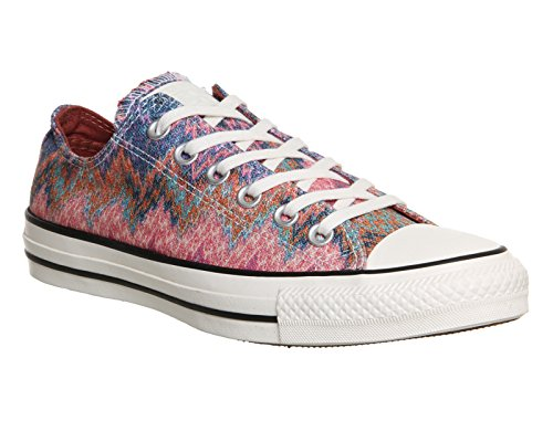 Converse Woman All Star Missoni Ox Egret/Multi Multicolor