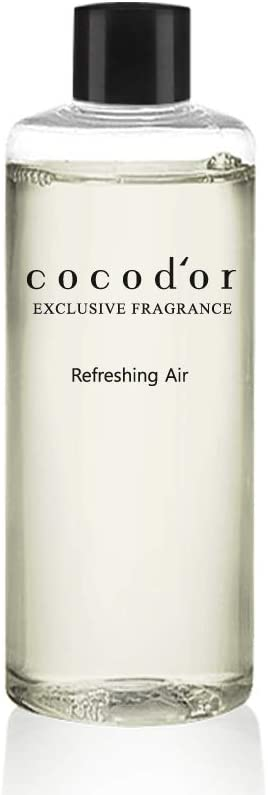 Cocod'or Reed Diffuser Oil Refill, Refreshing Air, 6.7oz