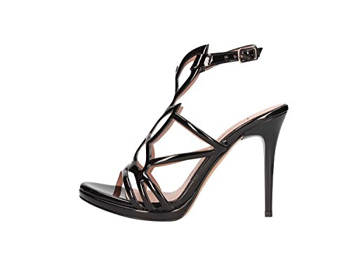 Sandal Damen Albano Albano 3868 3868 Schwarz Rpt7wRq
