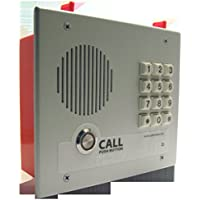 Cyberdata CD-011123 VoIP Intercom With keypad - Flush Mount