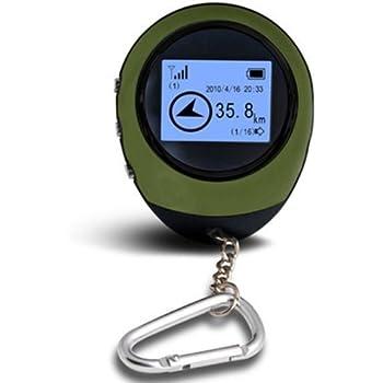 Amazon.com: Mengshen Mini Receptor GPS Rastreador + Buscador ...