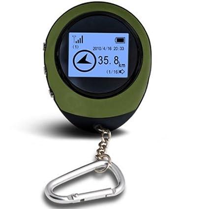 Mengshen® Mini Receptor GPS Rastreador + Buscador de ...