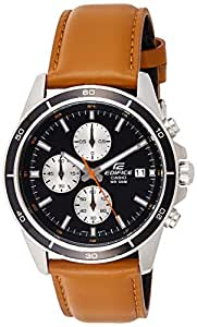 Casio Casual Watch Analog Display For Men Efr-526L-1Bvudf, Brown Band