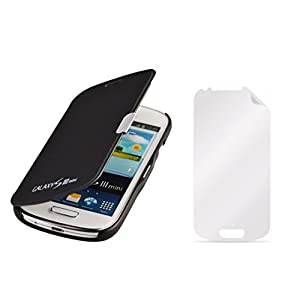 Samsung Galaxy S3 Mini i8200 Flip Cover Case Cover with magnetic closure by PhoneStar