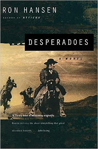 Desperadoes: Amazon.es: Hansen, Ron: Libros en idiomas ...