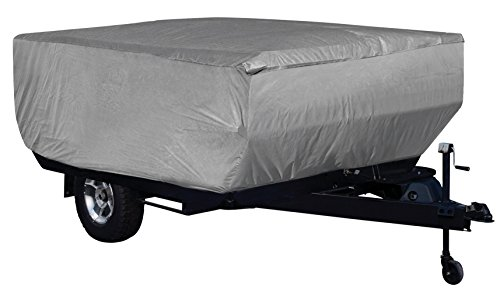 Leader Accessories Pop up Folding Camper Cover RV Trailer -