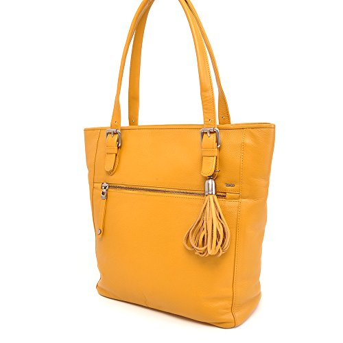 Berba Sport 072 Businesstasche in mustard