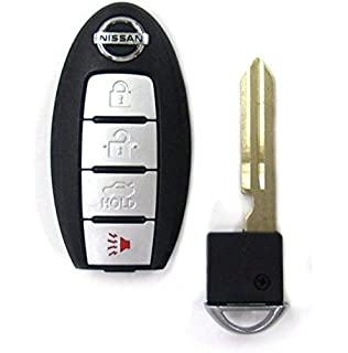 New 4 Button 2016 Nissan Altima Nissan Maxima Smart Proximity Keyless Remote  285E3 9HS4A
