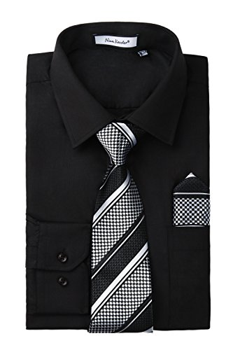dress shirts with matching ties - 5