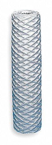 3M - DCCSC2 - Blanket Wound Filter Cartridge, 10 Microns, Cotton and 304 Stainless Steel Core Filter Media, 10 gpm