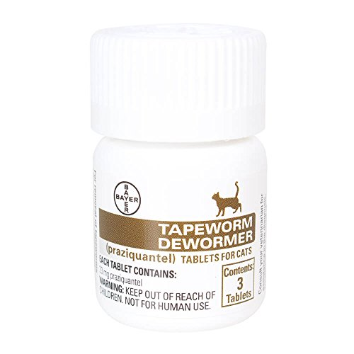 - PSL Tapeworm Dewormer Cat 3ct