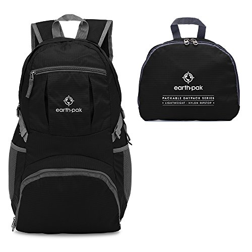 Earth-Pak-Backpack-Lightweight-Foldable-Durable-Backpack-for-Hiking-Travel-Camping-Climbing-School-Day-Pack-Carry-On-Backpack-For-Women-Men-Teens