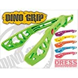 LayLax LD-GR-5008 DINO GRIP lime green For Sale
