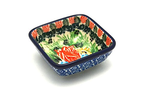 Polish Pottery Dish - Food Prep - Unikat Signature - U3516 by Polish Pottery Gallery